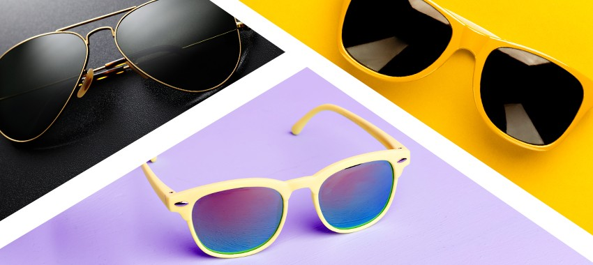 Know Your Shades: 4 Types of Iconic Sunglasses